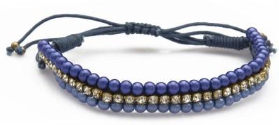Blueberry Glass, Lac Bracelet