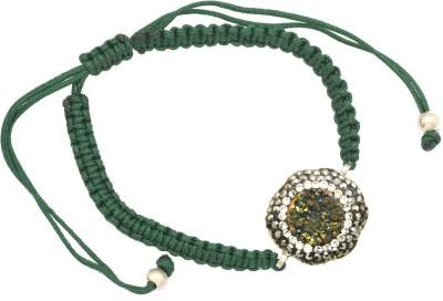 YugshaJewels Silver Quartz Bracelet