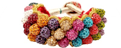 Jaipur For You Lac Armlet