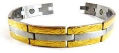 Bajya Titanium Brass Bracelet