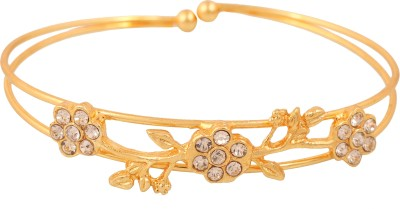 Touchstone Alloy Yellow Gold Bracelet