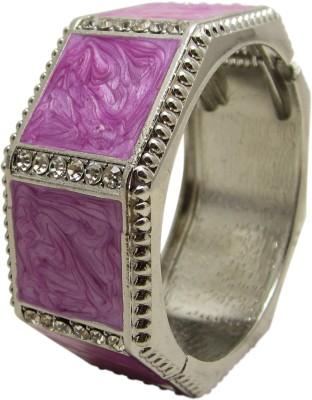 Maheshwari Fashion Brass Crystal Brass Bracelet