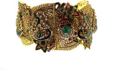 Modish Look Copper Bracelet