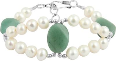 Pearlz Ocean Alloy Pearl Bracelet