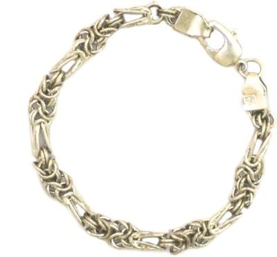Dilan Jewels Alloy Silver Bracelet