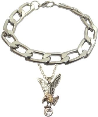 BIGSALE786 Alloy Silver Bracelet