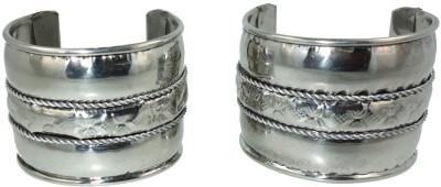 Anjan Brass Cuff