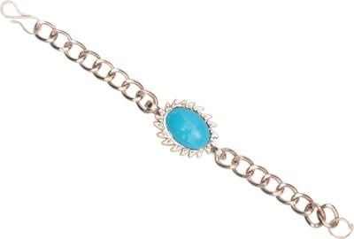 Fancy Steps Alloy Bracelet