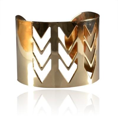 Colors of Sin Metal Rose Gold Bracelet