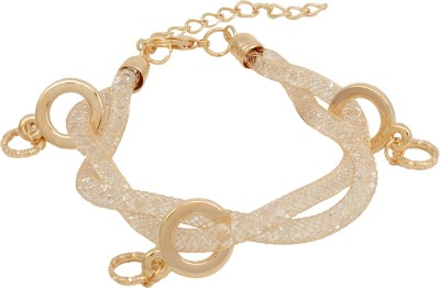 Lazreena Alloy Bracelet