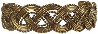 Shopatplaces Brass Cuff