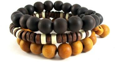 Streetsoul Wood Bracelet Set