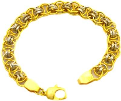 Dilan Jewels Alloy Yellow Gold Bracelet