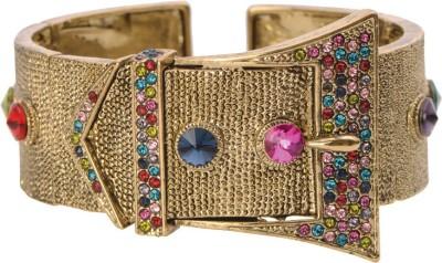 Sparkle Street Alloy, Crystal Bracelet