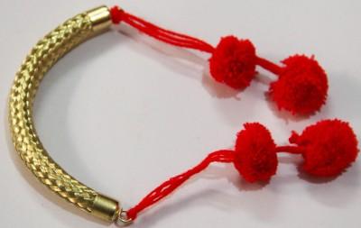 Crafty Hands Metal, Cotton Dori Bracelet