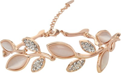 SNYTER Alloy Rhodium Bracelet