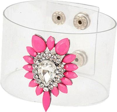 Young & Forever Alloy, Plastic Bracelet
