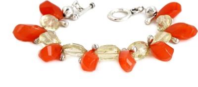 DG Stone Quartz Charm Bracelet