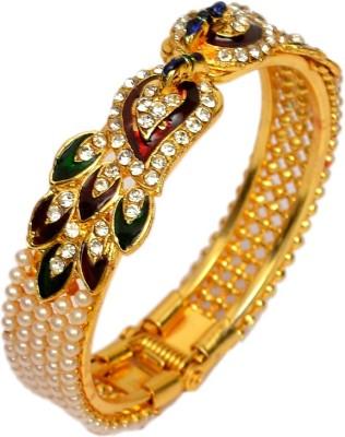 Pourni Brass Brass Kada