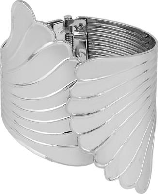 Gihaan Alloy Silver Bracelet