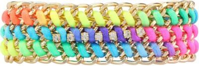 R18Jewels-Fashion&U Silk Dori, Metal, Stone Bracelet