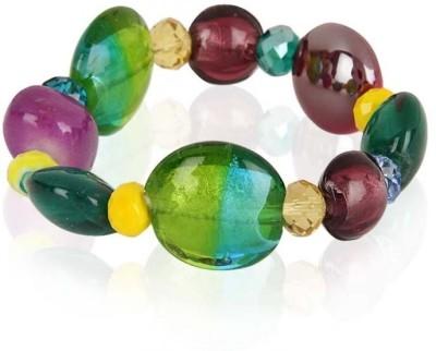 Trendy Baubles Glass Bracelet