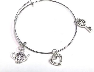 Gurjari Metal Charm Bracelet