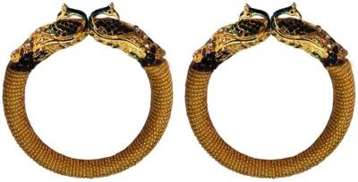 Beingwomen Copper Yellow Gold Kada
