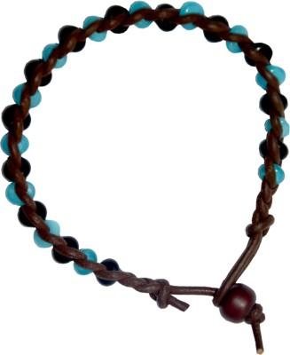 Tash Creations Leather Bracelet