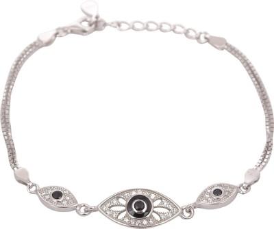 Blaze Jewels Sterling Silver Sterling Silver Bracelet