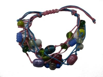 Trisha Rubber, Glass Bracelet