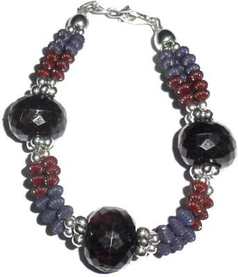 Beadworks Acrylic, Alloy Bracelet
