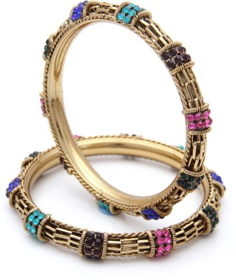 SB Fashions Brass Brass Kada