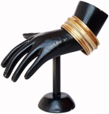 VR Designers Brass Cuff