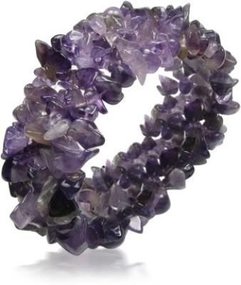 CrystalAdda Stone Amethyst Bracelet