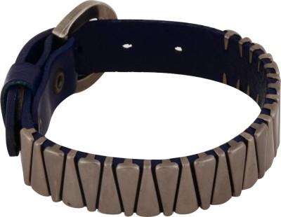 Dillidil Metal, Leather Bracelet
