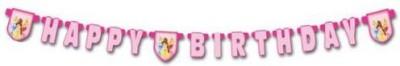Disney Disney Princess-Happy Birthday Die Cut Banner