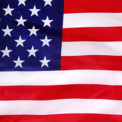Magideal US Flag Large Banner(5 ft, Pack of 1)