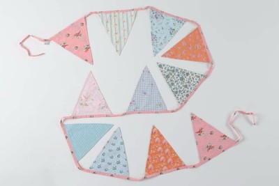 The Wishing Chair Spring Fling Bunting Banner