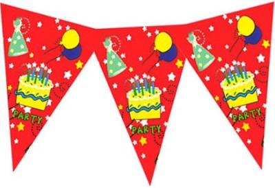 Planet Jashn Planet Jashn Happy Birthday party Buntings Pennant Flag