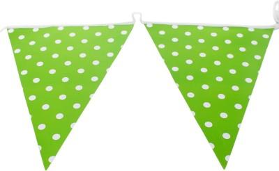 Funcart Pennant Bunting Polka dots Banner