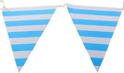 Funcart Pennant Bunting Stripe Banner
