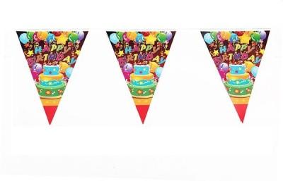Funcart Three Tier Cake Banner