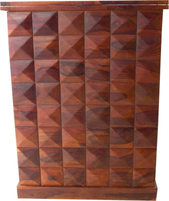Woodpecker Sweden Solid Wood Bar Cabinet