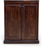 The Attic Solid Wood Bar Cabinet (Finish...