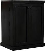 The Attic Solid Wood Bar Cabinet(Finish Color - Espresso)