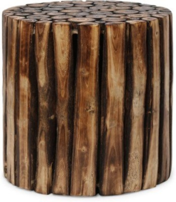Craftatoz Solid Wood Bar Stool(Finish Color - Matte Finish)