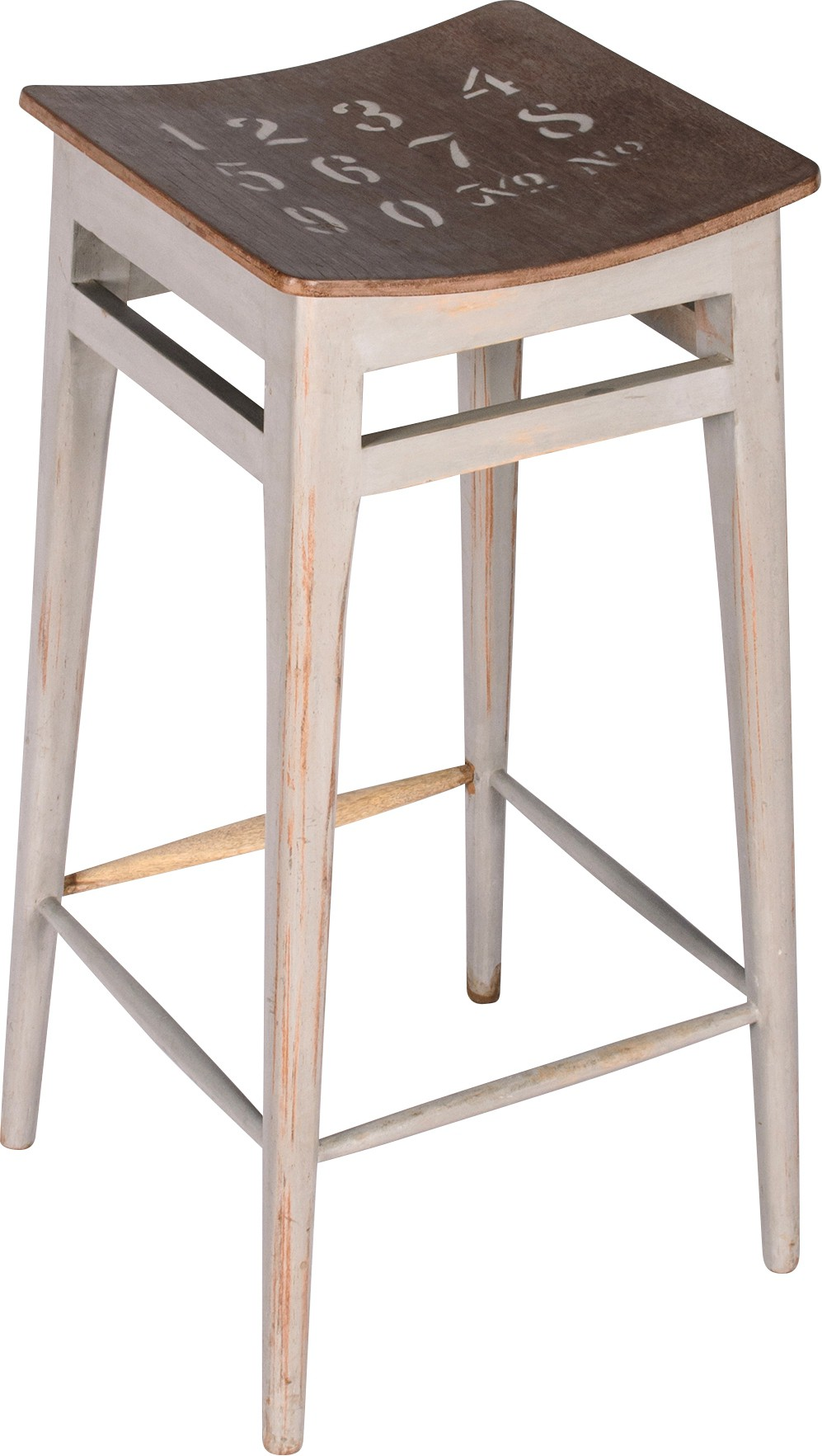 View Hastkala Solid Wood Bar Stool(Finish Color - Brown) Furniture (Hastkala)