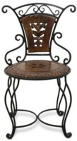 Acme Production Solid Wood Bar Chair(Finish Color - Brown)
