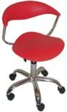 Mavi Plastic Bar Chair (Finish Color - R...